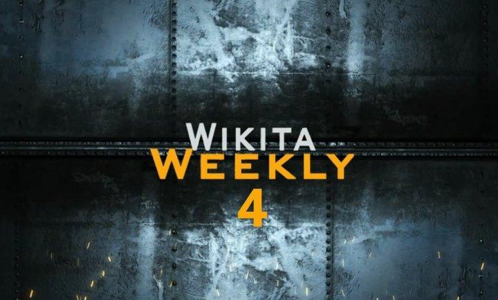 Wikita Weekly | Выпуск 4