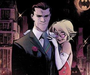 Создатель комикса про исцелившегося Джокера проспойлерил романтический финал истории