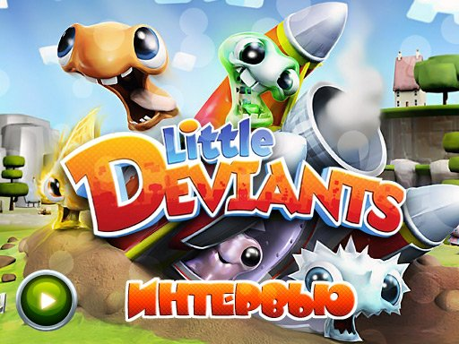 Little Deviants для PS Vita - Интервью