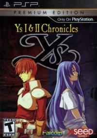 Ys I & II Chronicles+ – фото обложки игры