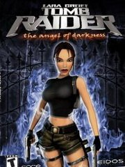 Tomb Raider: The Angel of Darkness – фото обложки игры