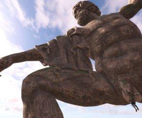 Журналист PCGamer составил топ пенисов изAssassin's Creed Odyssey— речь, конечно, остатуях