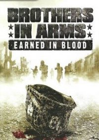 Brothers in Arms: Earned in Blood – фото обложки игры
