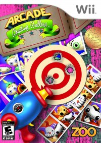 Arcade Shooting Gallery – фото обложки игры