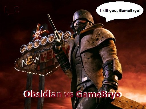 "Обзор ""Fallout: New Vegas"". Obsidian против GameBryo"