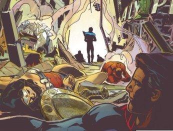 Nightwing: The New Order— комикс-антиутопия, где суперсилы вне закона