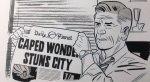 Инктябрь: что ипочему рисуют художники комиксов вэтом флешмобе?. - Изображение 98