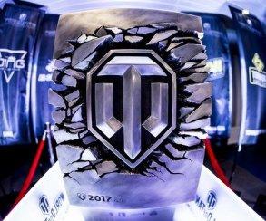 11-килограммовый трофей чемпионов мира поWorld ofTanks украли прямо на«Игромире»!