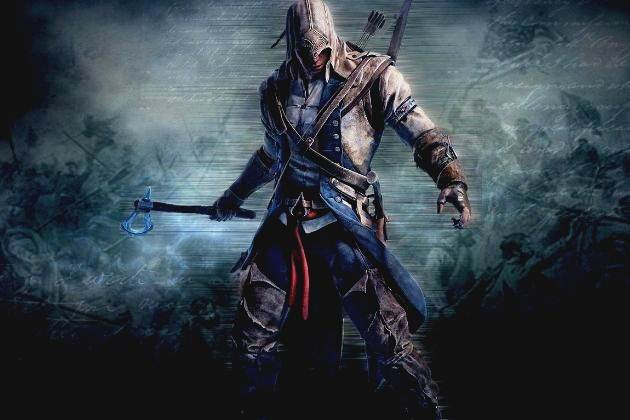 Анбоксинг Assassin's Creed III Freedom Edition