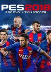 PES 2018 – фото обложки игры