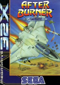After Burner Complete