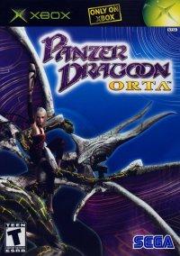 Panzer Dragoon Orta – фото обложки игры
