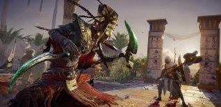 Assassin's Creed Origins: The Curse of the Pharaohs . Первый взгляд
