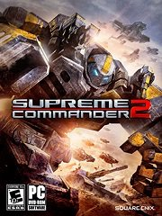 Supreme Commander 2 – фото обложки игры