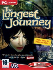 The Longest Journey – фото обложки игры