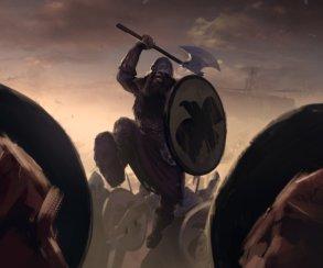 Викинги, вперед! Total War Saga: Thrones of Britannia выйдет в следующем году