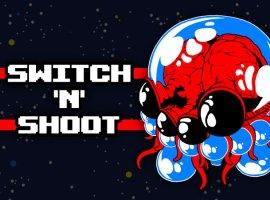 Суть. Switch 'n' Shoot— изумительная ретро-аркада для Nintendo Switch cодной кнопкой управления