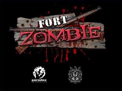 Fort Zombie. Геймплей