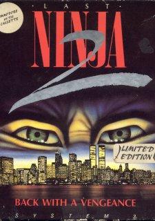 Last Ninja 2