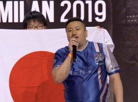 Японский тренер команды по Rainbow Six: Siege исполнил битбокс и посмеялся над своей внешностью