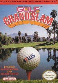 Golf Grand Slam – фото обложки игры