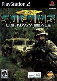 SOCOM 3: U.S. Navy SEALs – фото обложки игры