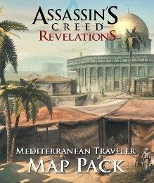 Assassin's Creed: Revelations - Mediterranean Traveler Map Pack