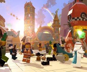 The Lego Movie Videogame отстояла первое место в британском чарте