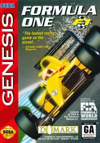Formula One – фото обложки игры