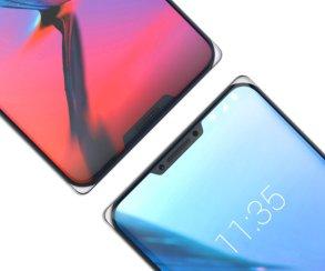 ZTE Iceberg — первый смартфон с двумя «челками» сразу. Как тебе такое, Apple?