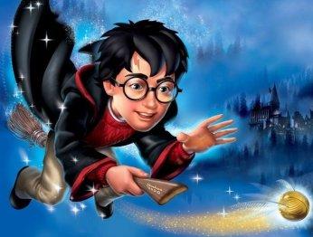 Игромарафон: обзор игр про Гарри Поттера