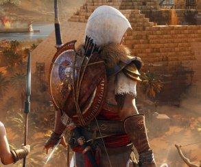 Байек против римлян идругие нововведения вAssassin's Creed: Origins вянваре