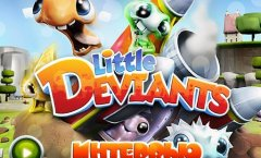 Little Deviants для PS Vita - Интервью