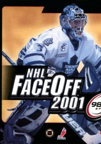 NHL FaceOff 2001 – фото обложки игры