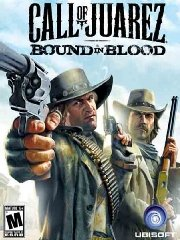 Call of Juares: Bound in Blood – фото обложки игры