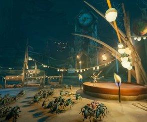 Смотрим трейлер игры Metamorphosis - ее сделали по мотивам произведений Кафки