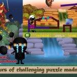 Скриншот Samurai Showdown PRO - Ninja Dojo Under Siege Physics Game – Изображение 2