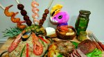 Ажслюнки потекли! Еда изMonster Hunter World, воссозданная вжизни, выглядит слишком аппетитно. - Изображение 3