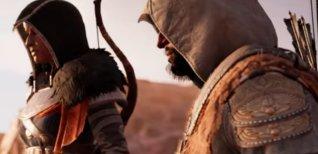Assassin's Creed Origins: The Hidden Ones. Релизный трейлер