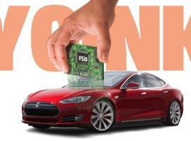 Tesla дистанционно отключила автопилот, закоторый незаплатили