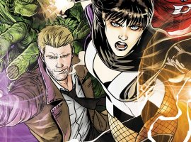 Следующий мультфильм DC будет про Темную Лигу Справедливости