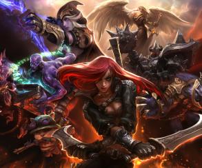 «Игра престолов» проникнет в League of Legends