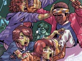 Очень странные дела… сзомби? Новый комикс расскажет опопытке детей снять свой хоррор вХоукинсе