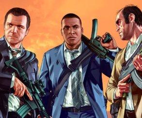 Для GTA 5 вышла модификация своенными сражениями 20 на20 человек
