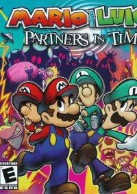 Mario & Luigi: Partners in Time – фото обложки игры