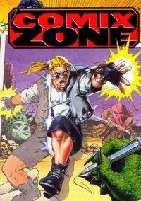 Comix Zone – фото обложки игры