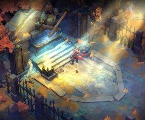 Battle Chasers: Nightwar отавторов Darksiders получила дату выхода