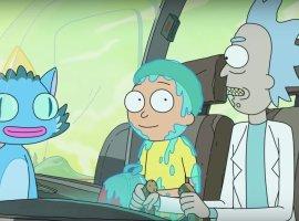 10 аниме вдухе «Рика иМорти»— от«ДжоДжо» до«Врат Штейна»