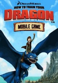 How to Train Your Dragon: The Game – фото обложки игры