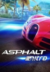 Asphalt: Nitro – фото обложки игры